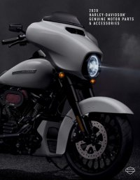 Saddlebag Guard Kit for Harley Davidson Road Glide Special 15-19 black